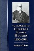 Chief Justiceship of Charles Evans Hughes, 1930-1941