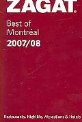 Zagat 2007/08 Montreal
