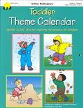 Toddler Theme Calendar