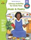 Literacy-music & Poetr Age 3-6
