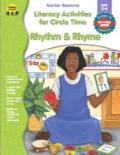 Literacy Activities for Circle Time Rhythm and Rhyme
