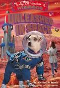 Unleashed in Space (Super Adventures of Wishbone Series #3) - Alexander Steele - Paperback