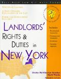 Landlords' Rights and Duties in New York - Brette McWhorter Sember