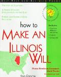 How to Make an Illinois Will: With Forms