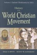 History of the World Christian Movement Earliest Christianity to 1453