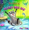 Meeko's Busy Day - Mouse Works - Pop Up Book