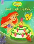 Ariel's Light up Cake