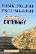 Irish-English English-Irish Easy Reference Dictionary