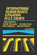 International Human Rights Litigation in U.S. Courts