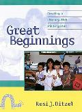 Great Beginnings Creating a Literacy-Rich Kindergarten