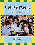Reality Checks Teaching Reading Comprehension With Nonfiction, K-5