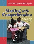 Starting with Comprehension Reading Strategies for the Youngest Learners