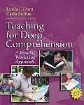Teaching for Deep Comprehension A Reading Workshop Approach