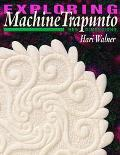 Exploring Machine Trapunto New Dimensions