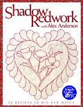 Shadow Redwork 24 Designs to Mix and Match