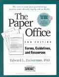 Paper Office Forms, Guidelines, and Resources