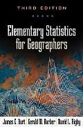Elementary Statistics for Geographers