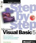 Microsoft Vis.basic 5 Step By Step-w/cd
