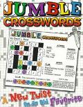 Jumble Crosswords A New Twist on an Old Favorite