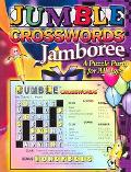 Jumble Crossword Jamboree A Puzzle Party For All Ages