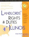 Landlords Rights and Duties in Illinois - Diana Brodman Summers