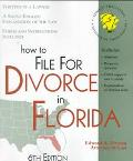 How to File F/divorce in Florida