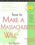 How to Make a Massachusetts Will With Forms