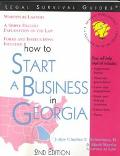How to Start a Business in Georgia With Forms