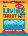 Living Trust Kit Saves Taxes, Avoid Probate, and Ensure Financial Security for Your Loved Ones