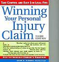 Winning Your Personal Injury Claim