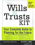 Wills And Trusts Kit Your Complete Guide To Planning For The Future