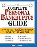 Complete Personal Bankruptcy Guide