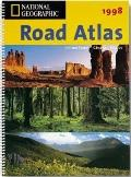 National Geographic Road Atlas 1998: United States, Canada, Mexico