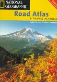 National Geographic Road Atlas and Travel Planner: United States, Canada, Mexico