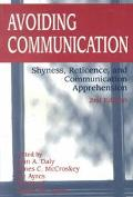 Avoiding Communication Shyness, Reticence and Communication