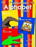 Extraordinary Alphabet Activities