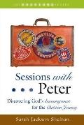 Sessions with Peter Discovering God's Encouragement for the Christmas Journey