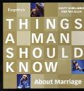 Esquire's Things a Man Should Know About Marriage