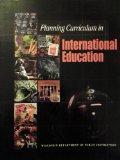 Planning curriculum in international education (Bulletin)