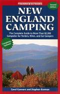 Foghorn Outdoors: New England Camping - Carol Connare - Paperback