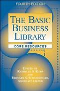 Basic Business Library Core Resources