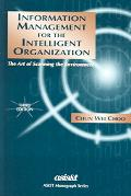 Information Management for the Intelligent Organization The Art of Scanning the Environment