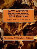 Law Library Benchmarks, 2014 Edition