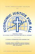 Tenth Anniversary of Economic Justice for All
