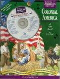 Colonial America: A New World with Poster and CD (Audio) (Voices of American History)