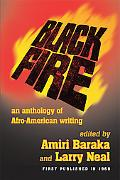 Black Fire An Anthology of Afro-American Writing