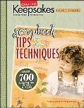 Scrapbook Tips & Techniques