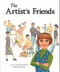 The Artist's Friends - Allison Barrows - Library Binding
