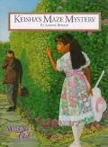 Keisha's Maze Mystery: (Magic Attic Club Series) - Lauren Benson - Hardcover - 1 ED
