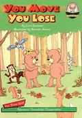 You Move You Lose Read-Along